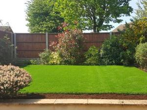 C-Shape Landscaping Grass Turf